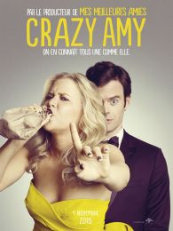 Affiche du film Crazy Amy