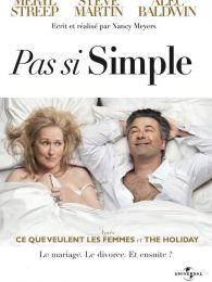 Affiche du film Pas si simple...