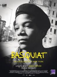 Affiche du film Basquiat, un adolescent à New York
