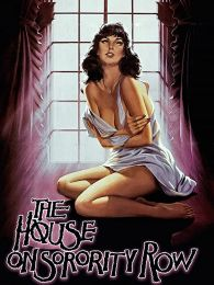 Affiche du film The House on sorority row