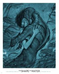 Affiche du film The Shape Of Water