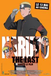 Affiche du film Naruto the Last