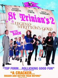 Affiche du film St Trinian's 2 : The Legend of Fritton's gold
