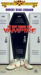 Affiche du film My Best Friend Is a Vampire