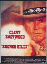Affiche du film Bronco Billy