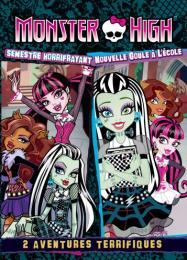 Monster high nouvelle goule 224 l 233 cole film 2010 audu paden