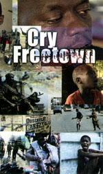 Affiche du film Cry Freetown