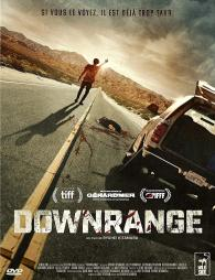 Affiche du film Downrange