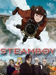 Affiche du film Steamboy