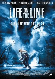 Affiche du film Life on the Line