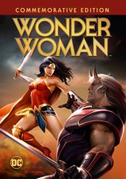 Affiche du film Wonder Woman - Edition commémorative