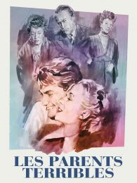 Affiche du film Les Parents terribles