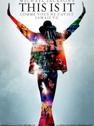Affiche du film Michael Jackson's this is it