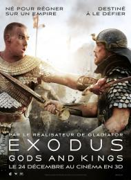 Affiche du film Exodus : Gods and Kings