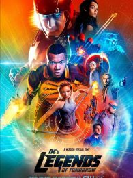 Affiche de la série DC's Legends of Tomorrow (Série)