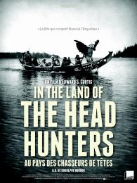 Affiche du film In the Land of the Head Hunters