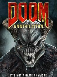 Affiche du film Doom : Annihilation