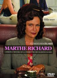 Affiche du film Marthe Richard