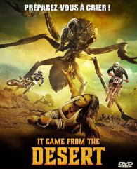 Affiche du film It came from the desert