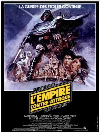 Affiche du film Star Wars : Épisode V - L'Empire contre-attaque