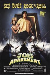 Affiche du film Joe's apartment / Bienvenue chez Joe