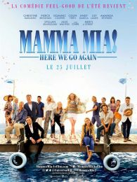 Affiche du film Mamma Mia : Here We Go Again !