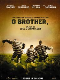 Affiche du film O'Brother