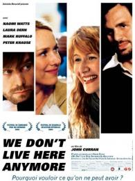 Affiche du film We Don't Live Here Anymore