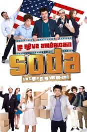 Affiche du film Soda : Un trop long weekend