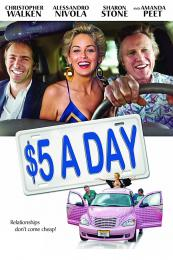 Affiche du film Five dollars a day