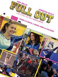 Affiche du film Full Out, l'incroyable histoire d'Ariana Berlin