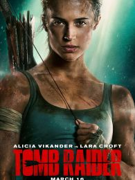 Affiche du film Tomb Raider