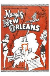 Affiche du film Naughty New Orleans