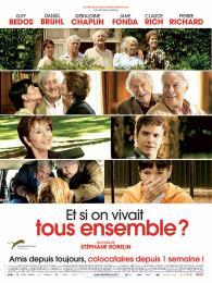 Affiche du film Et si on vivait tous ensemble ?