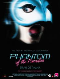 Affiche du film Phantom of the Paradise