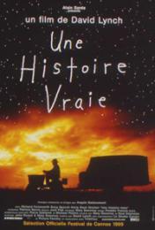 Affiche du film Une histoire vraie