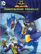 Affiche du film Batman Unlimited : Monstrueuse pagaille
