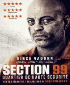 Affiche du film Section 99 - Quartier de haute sécurité