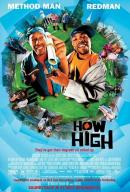 Affiche du film How High