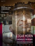 Affiche du film  Edgar Morin, Chronique d'un regard