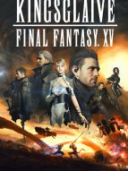 Affiche du film Kingsglaive - Final Fantasy XV