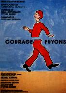 Affiche du film Courage fuyons