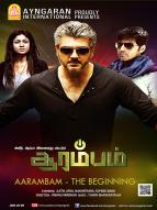 Affiche du film Aarambam - The Beginning