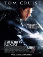 Affiche du film Minority Report