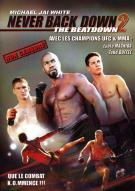 Affiche du film Never Back Down 2