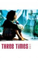 Affiche du film Three times