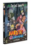 Affiche du film Naruto Shippuden - Le film : The lost tower