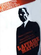 Affiche du film Affaire Mattei (L')