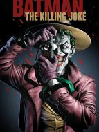 Affiche du film Batman : The Killing Joke