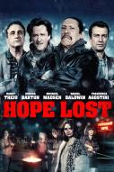 Affiche du film Hope Lost